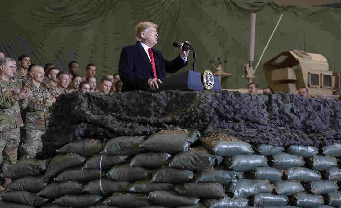 US Democrat leaders slam Donald Trumps announced troop withdrawal from Afghanistan, Iraq