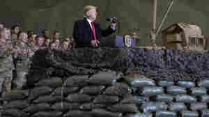 Trump Shakes Up The Military, But To What End?