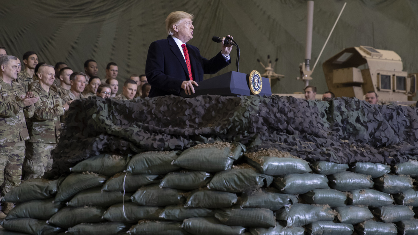 Trump Shakes Up The Military But To What End? – NPR