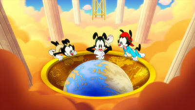 Animaniacs And What's Making Us Happy