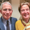In Running, Work And Parenting, Fauci Paces Himself For The 'Marathon'