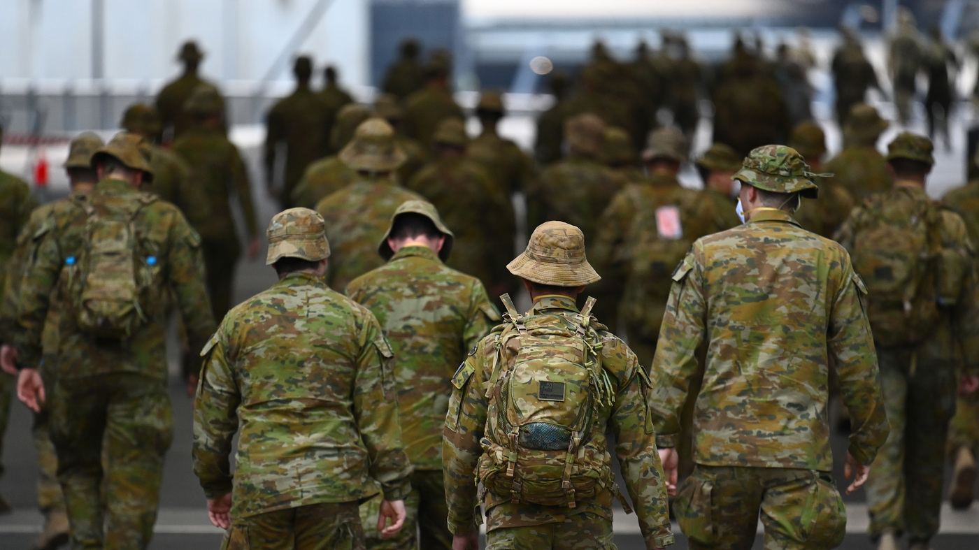 Australian Special Forces Accused of Afghan War Crimes Report Says – NPR