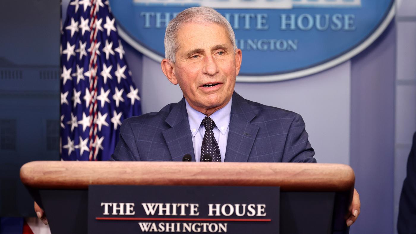Coronavirus Update: White House Cautions Against Travel – NPR