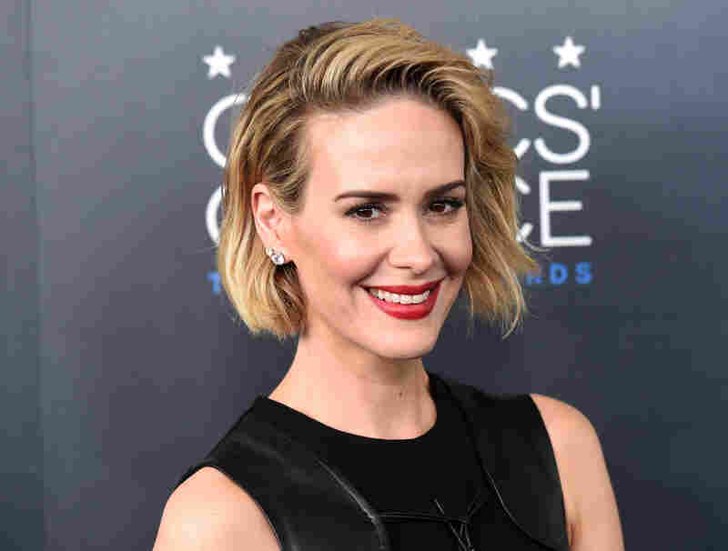 Sarah Paulson attends the 5th Annual Critics' Choice Television Awards at The Beverly Hilton Hotel on May 31, 2015, in Beverly Hills, Calif.