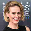 Not My Job: We Quiz Sarah Paulson Of 'American Horror' On Canadian Horror