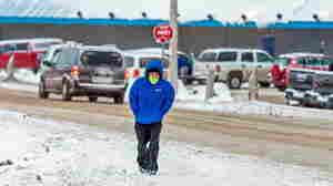 Arctic Lockdown: COVID-19 Climbs In Canada's Far North
