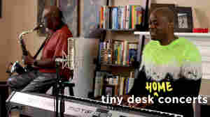 KEM: Tiny Desk (Home) Concert