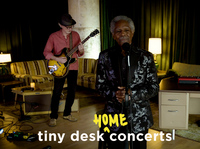 Don Bryant plays a Tiny Desk (home) concert.