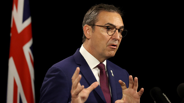 South Australian Premier Steven Marshall announces restrictions being eased in South Australia after a lie the discovery that a man misled contact tracers.