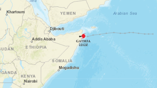 Tropical Cyclone Gati, which made landfall in Somalia on Sunday, is the region