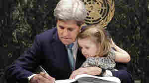John Kerry Tapped For Newly Created Role As Presidential Climate Envoy