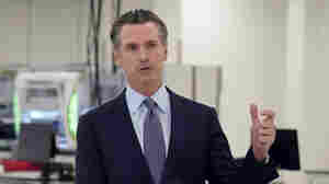 California Gov. Gavin Newsom, Family Quarantining After 3 Kids Exposed To Coronavirus