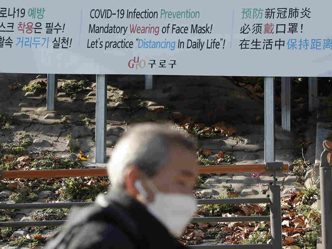 South Korea Faces New, Challenging Rise In Coronavirus Infections