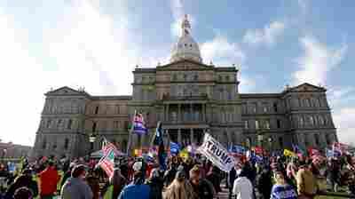 Michigan Certifies Joe Biden's Election Victory
