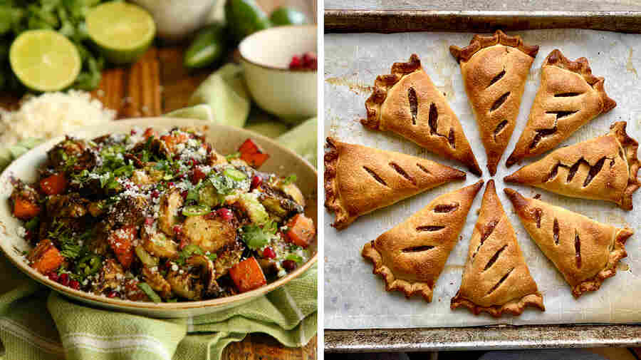3 Recipes For Cooking Up A Scaled-Down, Low-Key Thanksgiving Meal