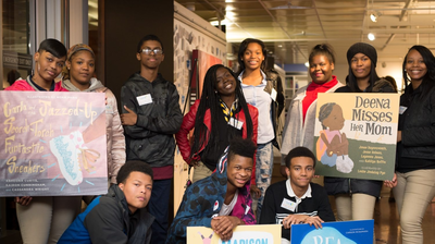 D.C. Teen Authors Reflect On Police Brutality, Racial Justice In 2020 Children's Books