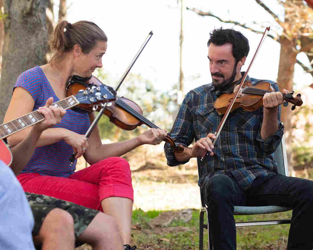 COVID-19 Hits Hard For South Louisiana's Cajun Musicians 4