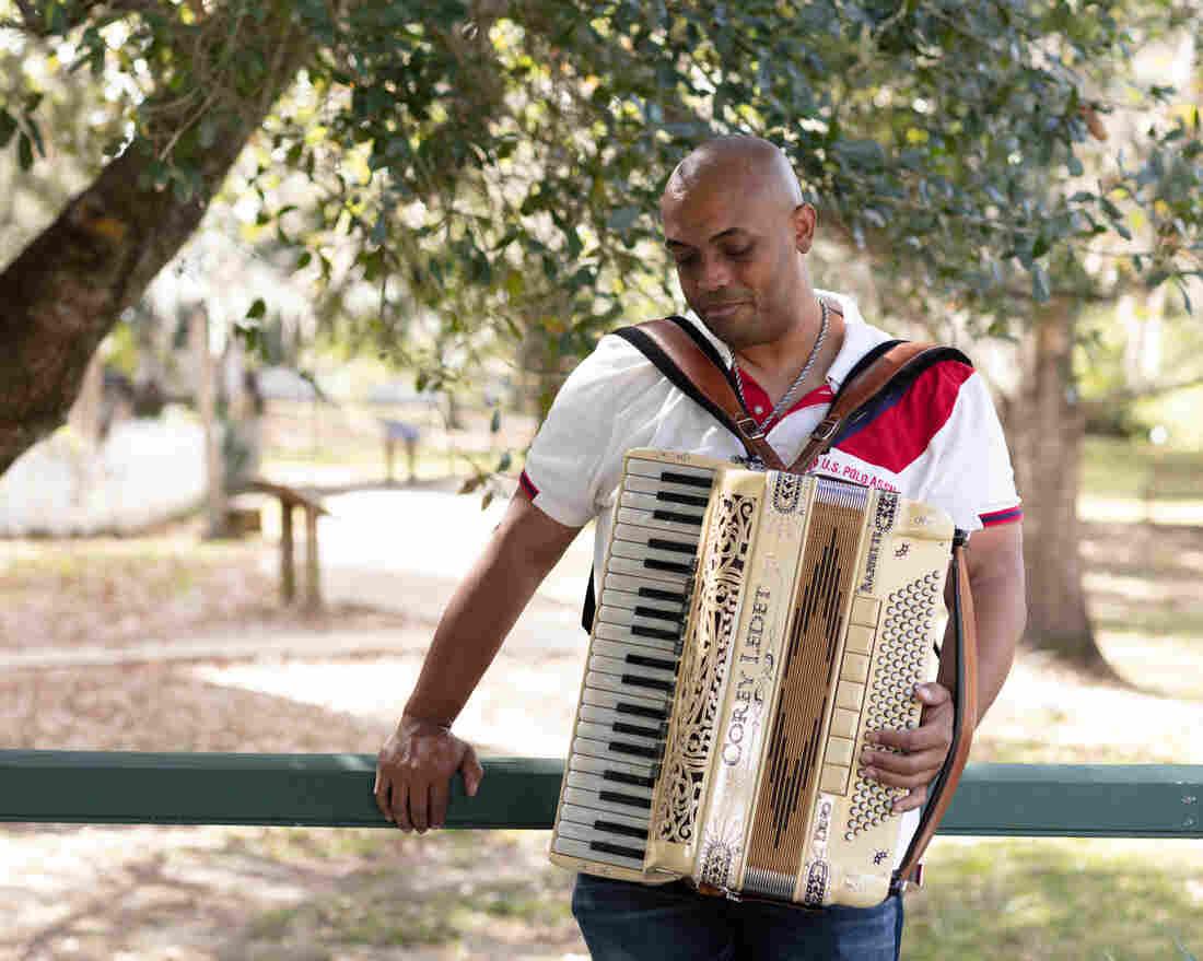 COVID-19 Hits Hard For South Louisiana's Cajun Musicians 5