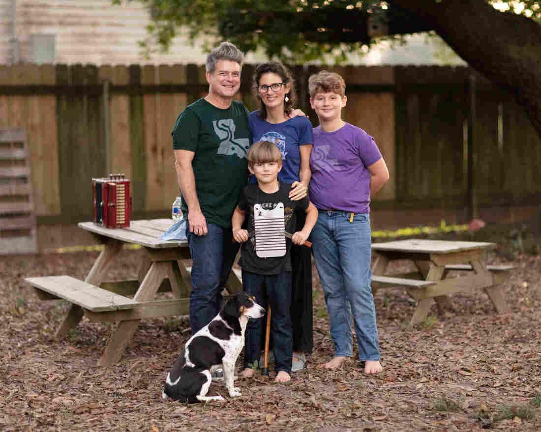 COVID-19 Hits Hard For South Louisiana's Cajun Musicians 6