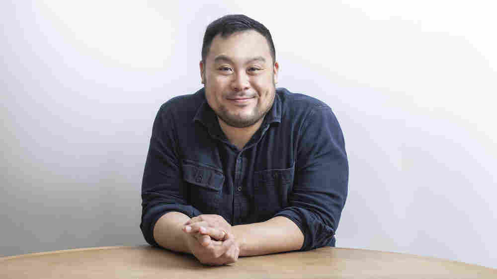 Chef David Chang On Depression, Being A Dad And The Burden Of 'Authenticity'