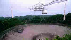 The Long Legacy Of The Arecibo Telescope