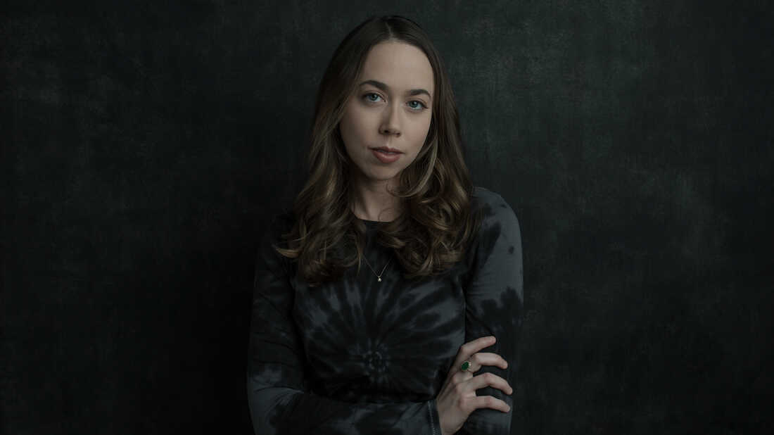 On 'Up In The Clouds,' Sarah Jarosz Adjusts To Staying Still