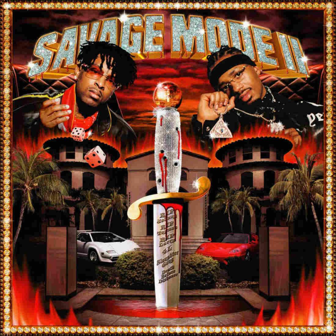 21 Savage & Metro Boomin, Savage Mode II