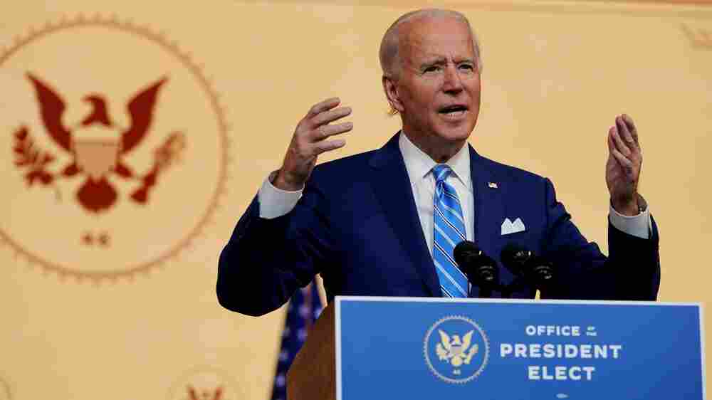 As President-Elect Joe Biden Doubles Down On Calls For Unity, Supporters Have Doubts