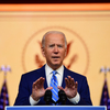 Biden And Trump Offer Jarring Contrast Minutes Apart On Thanksgiving Eve