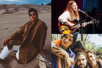 Grammy Nominees Brittany Howard (credit Brantley Guttierez), Big Thief (credit Dustin Condren), Marcus King (credit Jamie Stow)