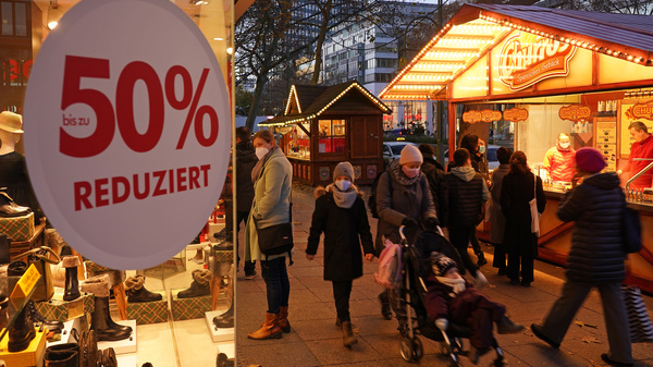 Germany extended its coronavirus lockdown measures through mid-December, after cases continued to surge in the country.