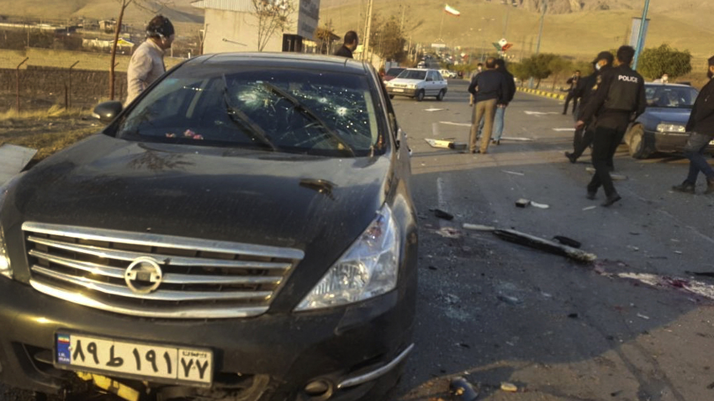 Top Iranian Nuclear Scientist Killed In Attack