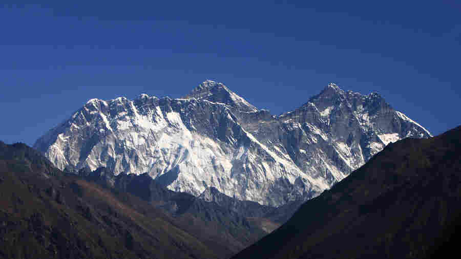 How Tall Is Mount Everest? Hint: It's Changing