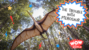 The Trouble With Pterosaurs