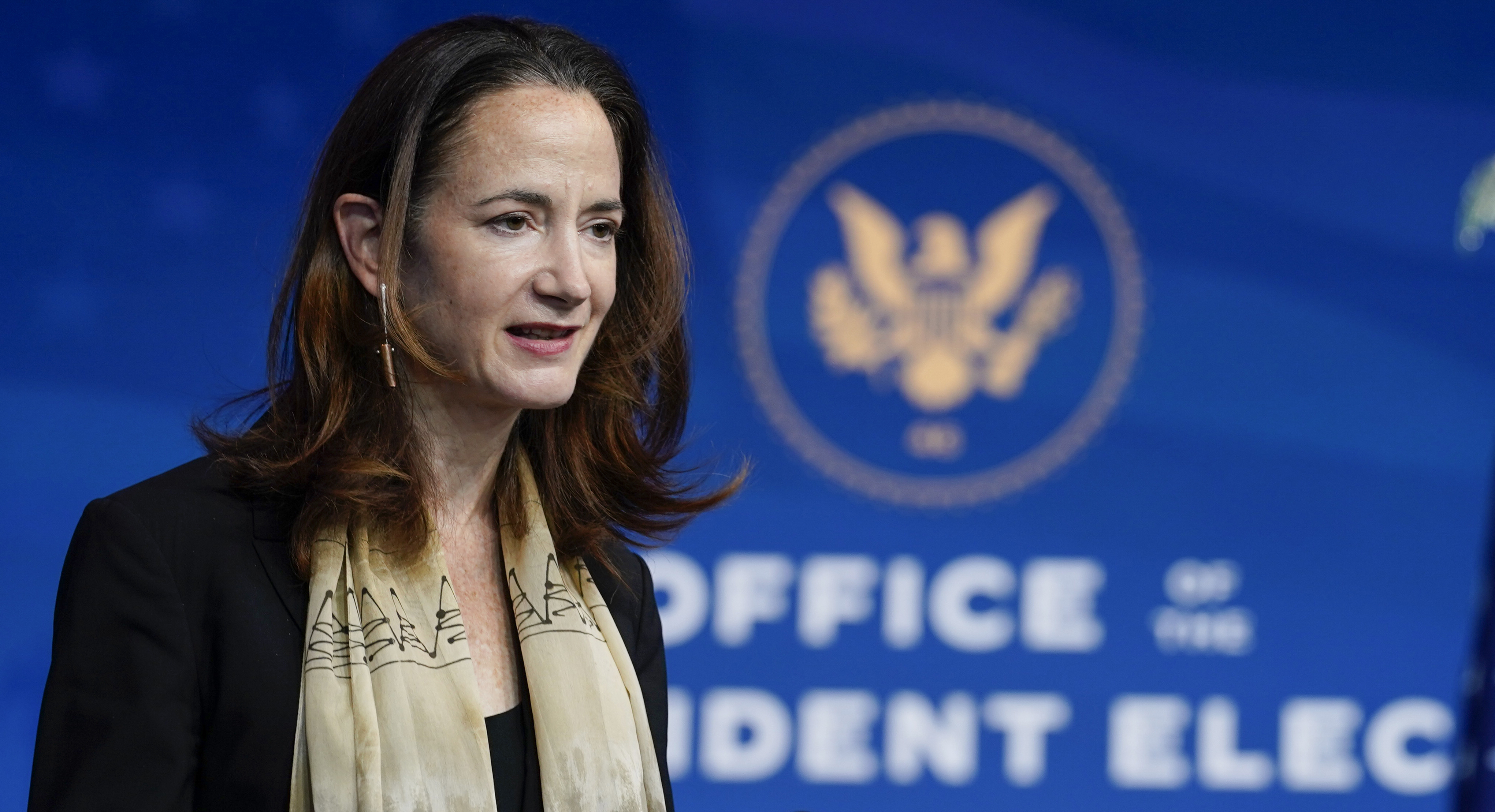 The Winding Journey Of Avril Haines Biden S Pick To Lead U S Intelligence Npr