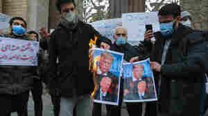 Iran Vows Retaliation In 'Proper Time' For Nuclear Scientist's Killing