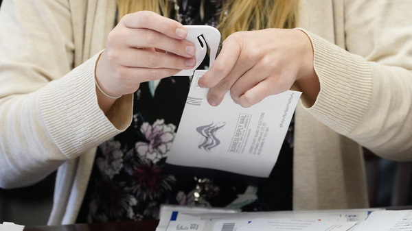 The Pennsylvania Supreme Court on Saturday rejected a lawsuit by Republicans challenging the state's mail-in voting law.