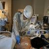 Hospitalizações na Califórnia por surto de COVID-19;  UTIs podem ficar sobrecarregadas em semanas