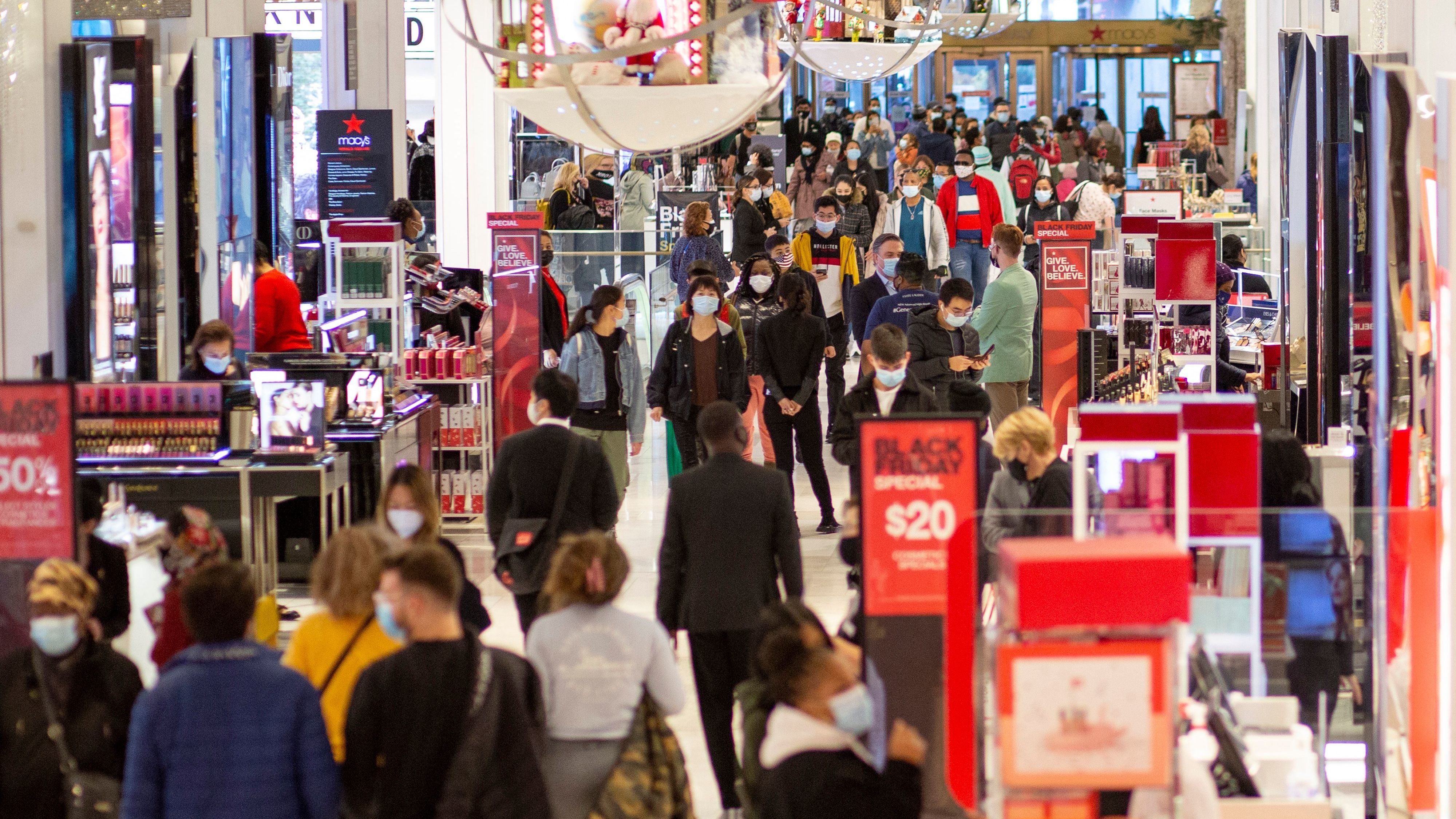 U.S. Shoppers Might Spend 13 Million Per Minute During Cyber Monday Peak