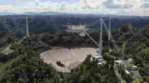 Video: Arecibo Observatory Telescope Collapses, Ending Era Of World-Class Research