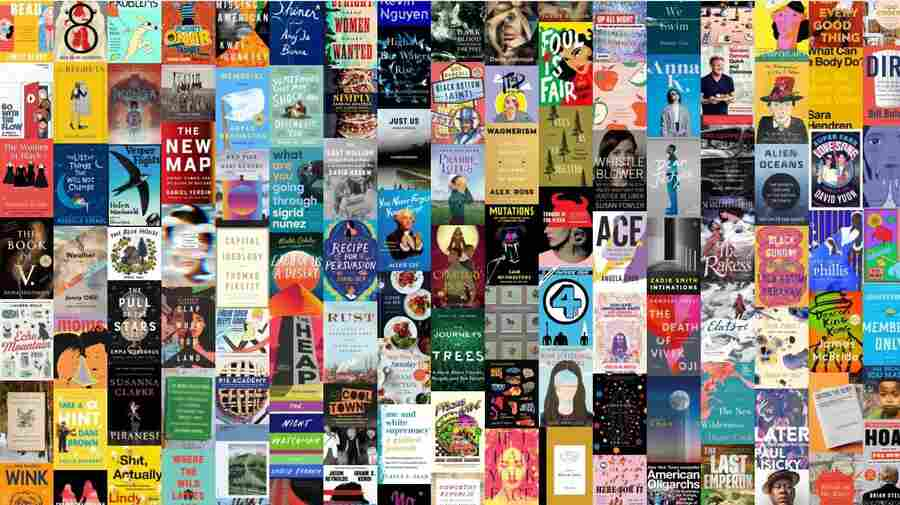 NPR's Favorite Books Of 2020: The Book Concierge Is Back With 380+ Great Reads