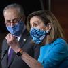 Principais democratas recuam das demandas por projeto de lei COVID-19 maior