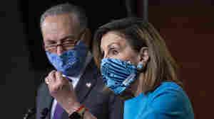 Top Democrats Back Off Demands For Larger COVID-19 Bill