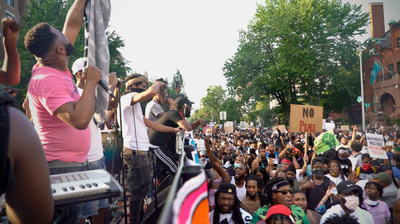 A New Documentary Explores Impact Of Go-Go Music On Gentrification Protests In D.C.
