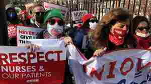Battle-Weary Nurses Wonder If New York Hospitals Can Handle Another Coronavirus Surge