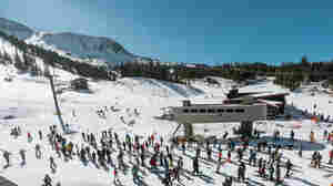 A Pandemic Reprieve For Mountain Resorts And For Skiers
