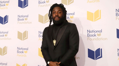 Jason Reynolds Bought All His Books At D.C. Shops So Readers Can Get Them For Free
