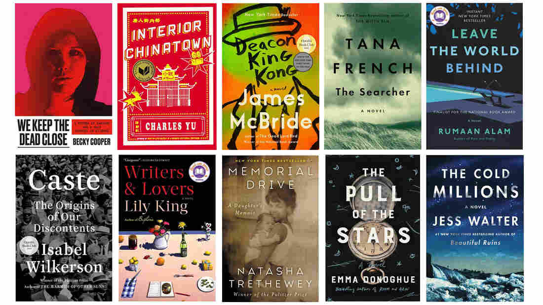 Maureen Corrigan picks the best books of 2020.