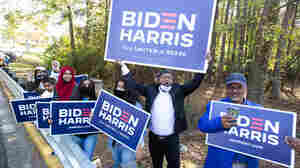 Asian American And Pacific Islander Turnout Helped Hand Biden Georgia