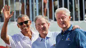 Obama, Bush, Clinton Say They're Willing To Get Coronavirus Vaccine On Camera